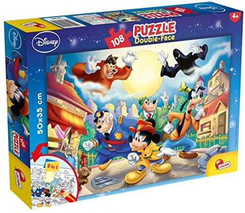 Puzzle 108 piezas disney
