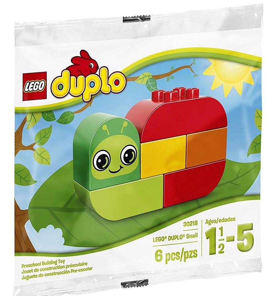 MI 1° LEGO. LEGO Duplo 6102299 - Caracol (NUEVO)