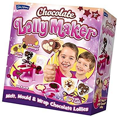 Juego para Hacer piruletas de Chocolate (COMO NUEVO)