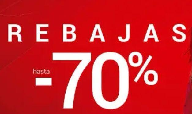 VENCA, REBAJAS HASTA - 70%