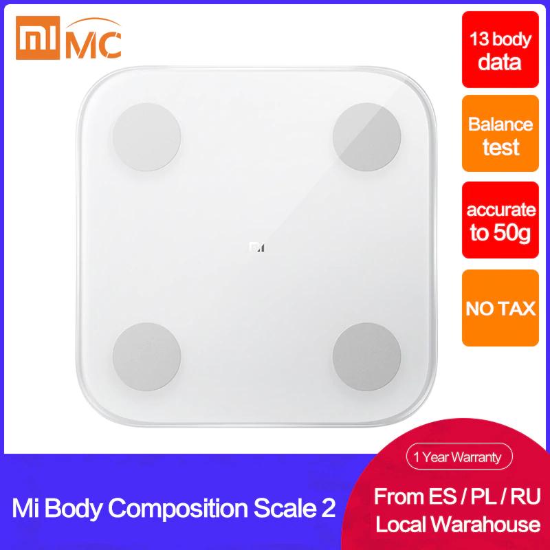 Xiaomi Mi Body Scale 2 - Desde ESPAÑA