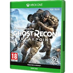 Tom Clancy's Ghost Recon Brakpoint (XBOX, Físico, Mínimo histórico AlCampo)