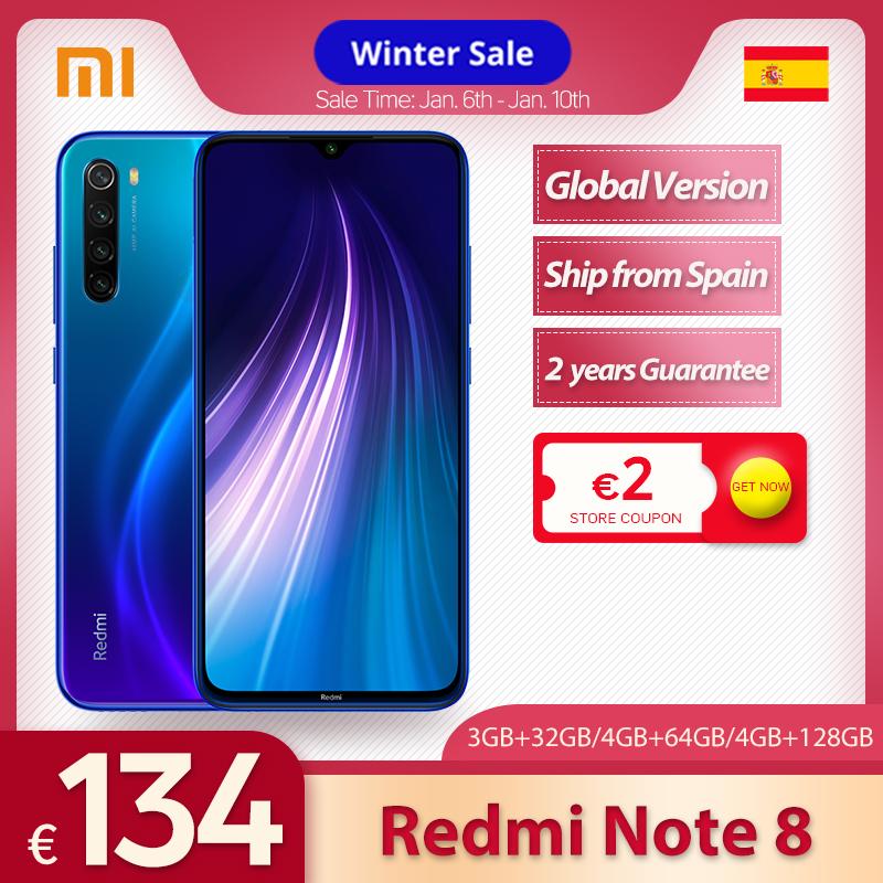 Redmi Note 8 32GB Envio desde España