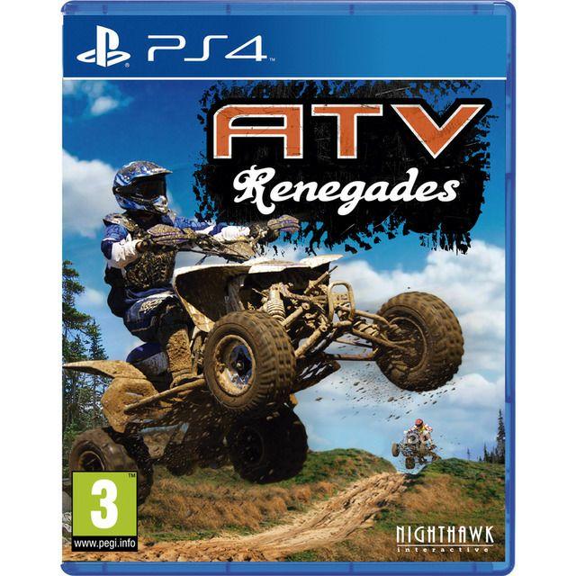 ATV RENEGADES PS4 ECI