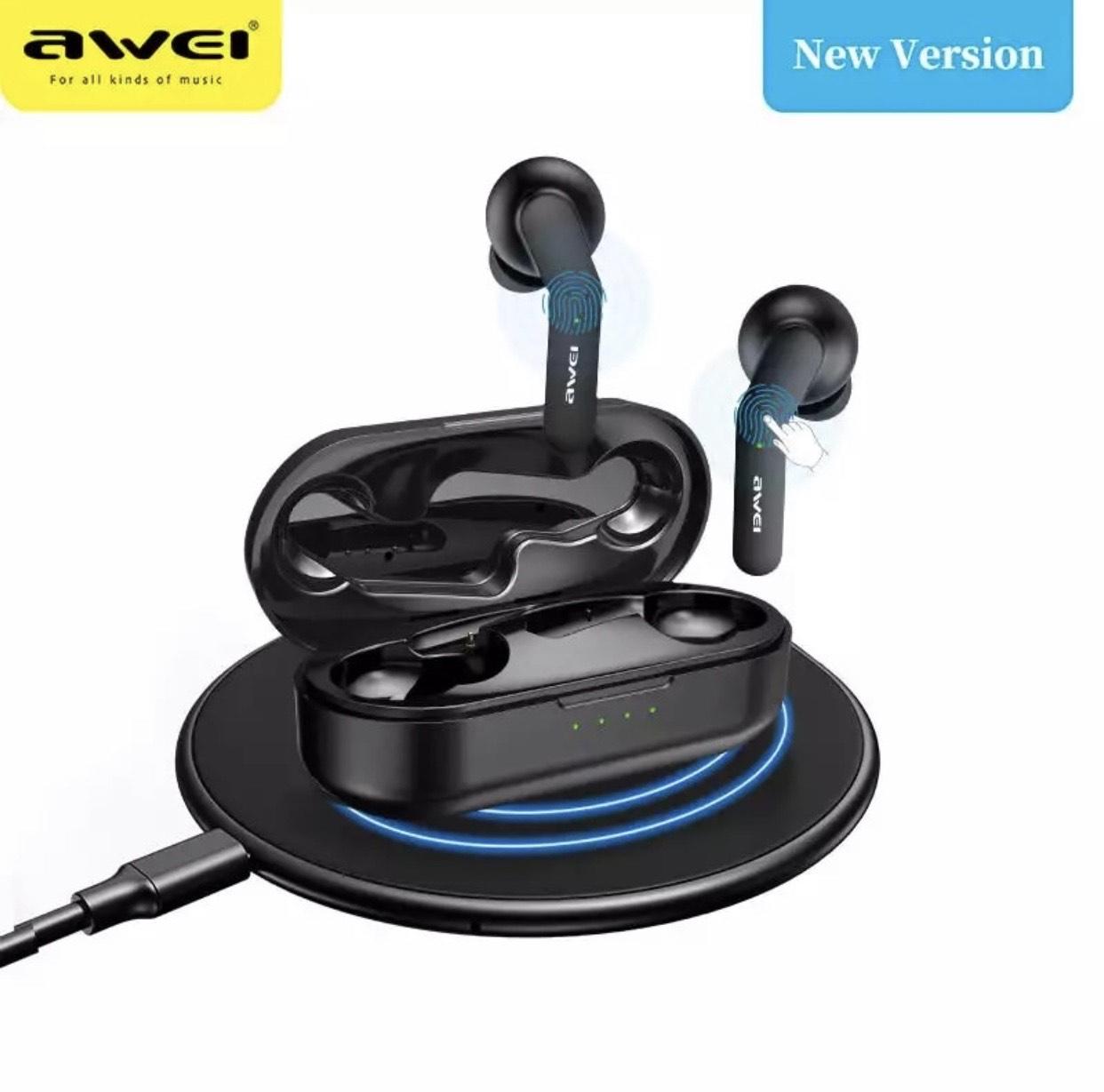 Auriculares inalámbricos AWEI Bluetooth V5.0