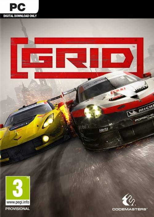 GRID PC + DLC (Steam)