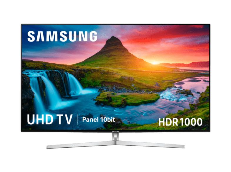 "TV LED 65"" - Samsung UE65MU8005TXXC, 2600Hz, UHD 4K, HDR 1000, Panel 10 bit (24)"
