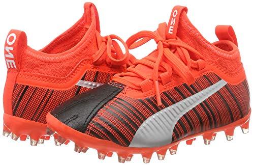 TALLA 37 - PUMA One 5.3 MG Jr, Botas de fútbol Unisex Niños