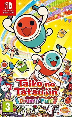 Taiko No Tatsujin: Drum'n Fun - Nintendo Switch