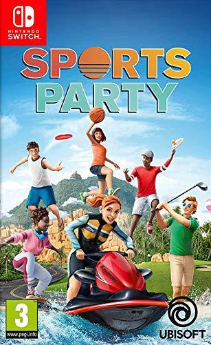Sports Party para nintendo Switch a buen precio