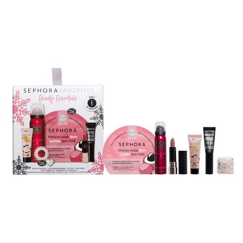 Beauty Essentials - Cofre de tratamiento y maquillaje SEPHORA FAVORITES