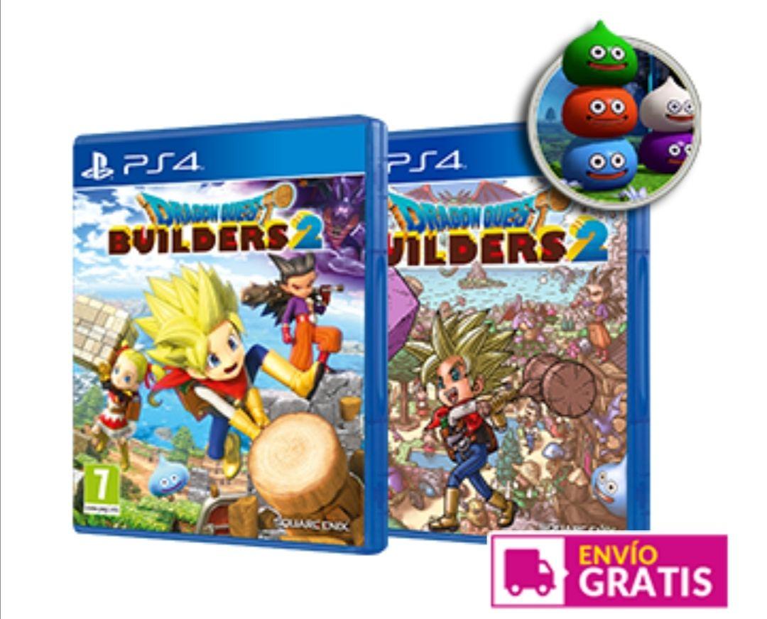 Dragon Quest Builders 2 + Regalo / PS4 / GAME
