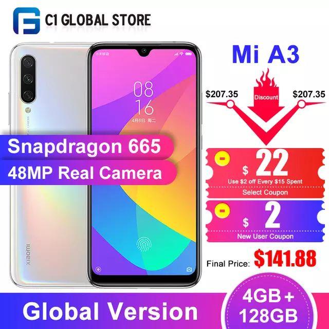 Xiaomi Mi A3 Global (4/128)