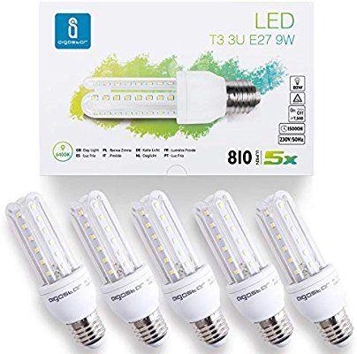 Caja de 5 bombillas LED (Mínimo Histórico)
