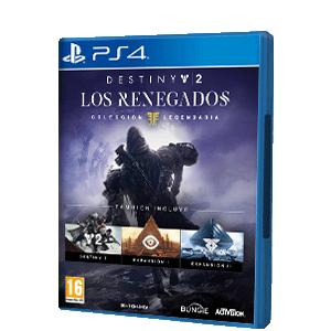 Destiny 2 - Los renegados (Colección Legendaria) PS4