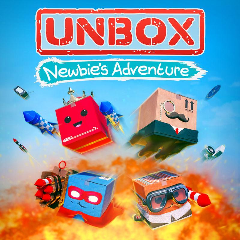 Unbox Newbie's Nintendo Switch 4.4€