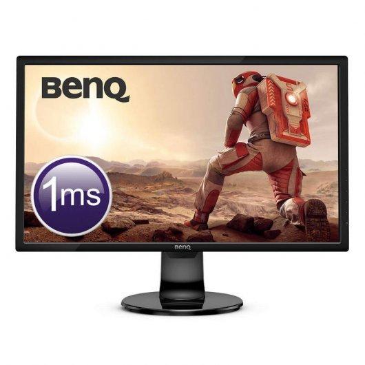 "Benq GL2460BH 24"" LED FullHD 1 ms 75Hz Con altavoces"