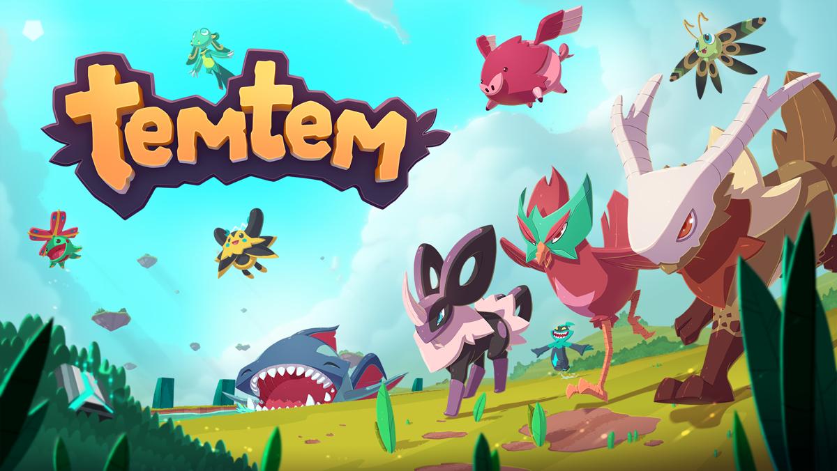 TemTem juega GRATIS 11,17,19 Enero Steam