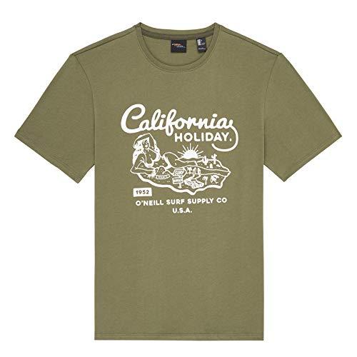 TALLA S - O'NEILL LM - Camiseta de Manga Corta para Hombre