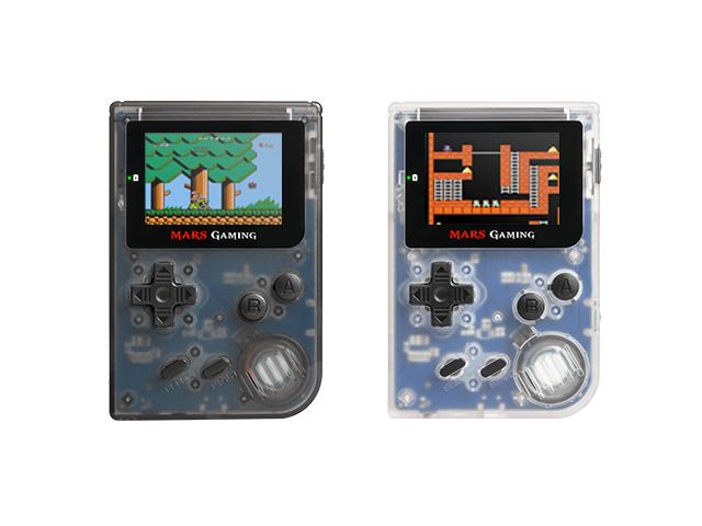 Consola portatil retro con 151 juegos REACONDICIONADA (gb, gbc, gba, nes) y ampliable con tarjeta micro sd.
