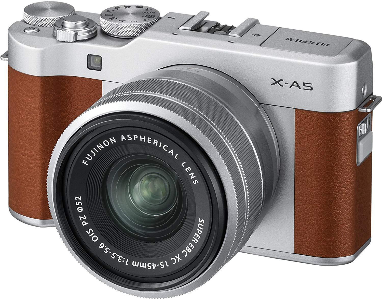 Fujifilm X-A5 +XC15-45mm solo 284€