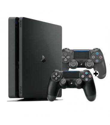 PS4 1TB 2 mandos Dualshock