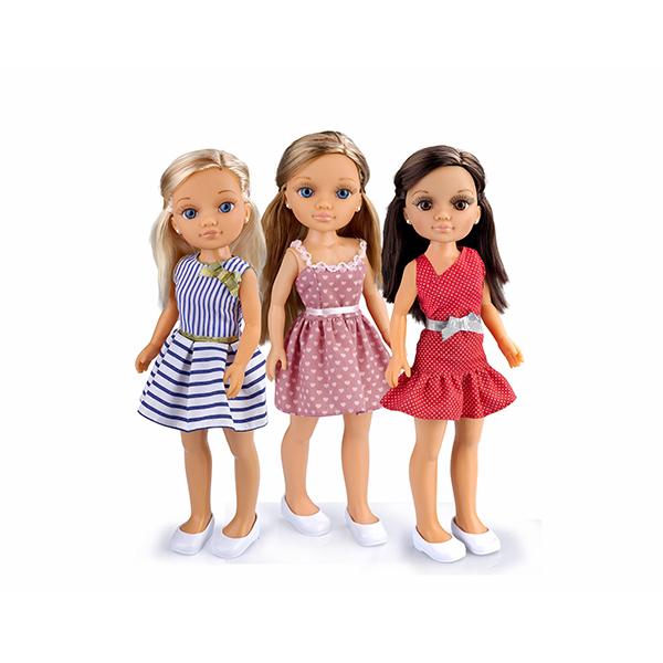 Muñeca Nancy y Barbie en El Corte Inglés