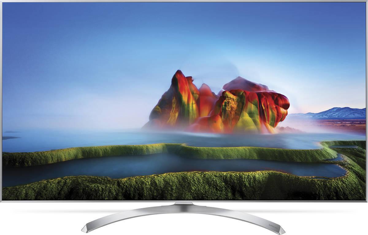 TV LED 60'' LG 60SJ810V - Súper UHD Sólo 1073,55 con ENVÏO GRATIS