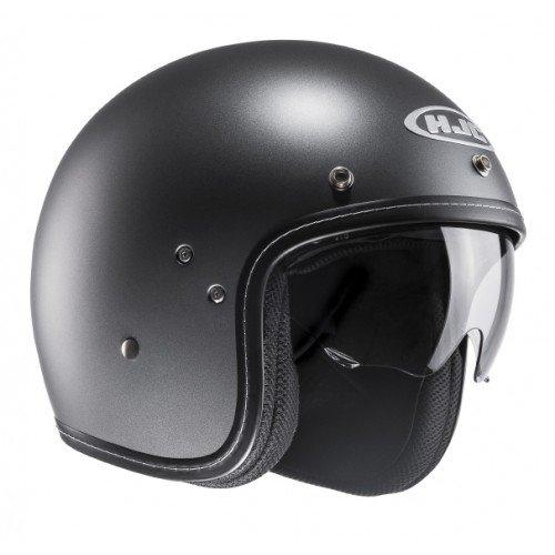 HJC 165195 M Casco Moto, titanio, M