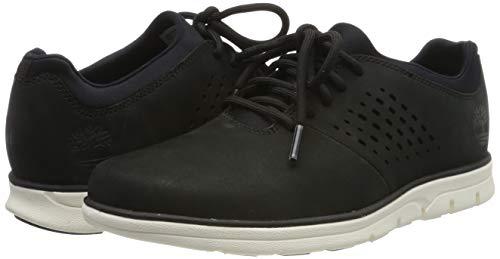 Timberland Bradstreet Perforated Plain Toe, Zapatos de Cordones Oxford para Hombre Talla 40