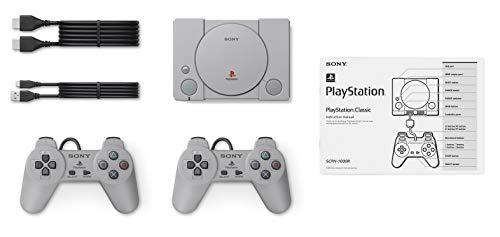 Sony PlayStation Classic Console [Importación inglesa]