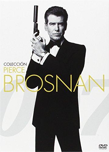 Blu-Ray - Bond: Pierce Brosnan Collection 4 discos por menos de 2,50 EUR cada uno