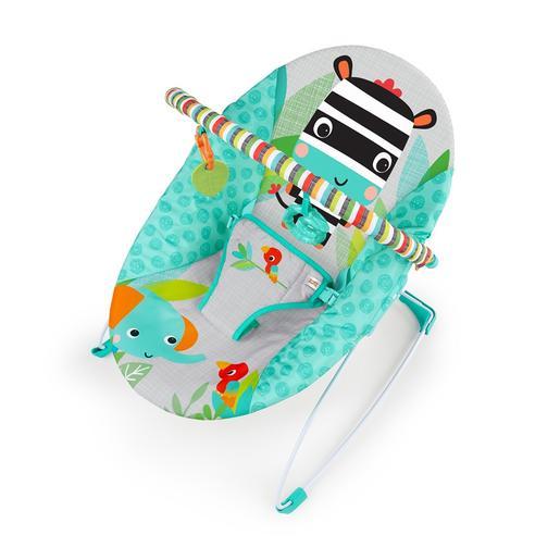 Hamaca para bebé Zig Zag Zebra Bright Starts -