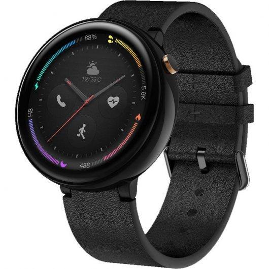 Smartwach deportivo Xiaomi Amazfit Nexo Reloj Smartwatch 4G Negro Reacondicionado