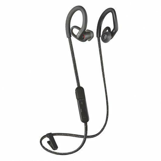Plantronics BackBeat Fit 350 Auriculares Deportivos Inalámbricos Negro
