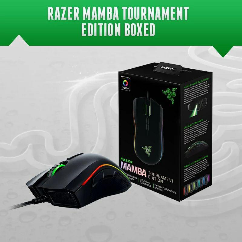 Razer Mamba Elite Edition