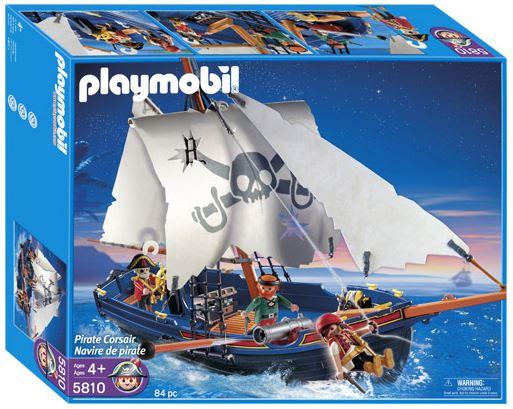 Barco Corsario Playmobil 5810 (AlCampo)