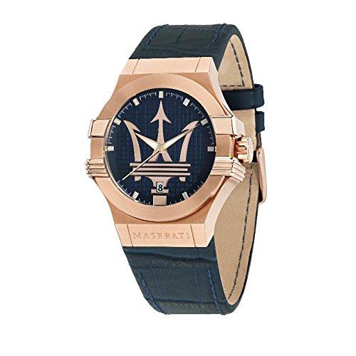 Reloj Maserati de hombre Oro Rosa