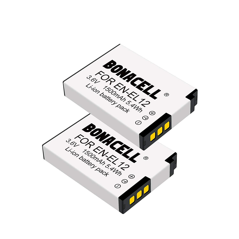 [Recopilación - Parte 2] 80% de Descuento Bonacell - Baterías para Sony y Nikon