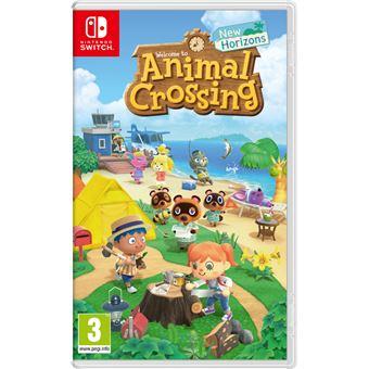 RESERVA: Animal Crossing: New Horizons + Pin + 10€ para la próxima compra