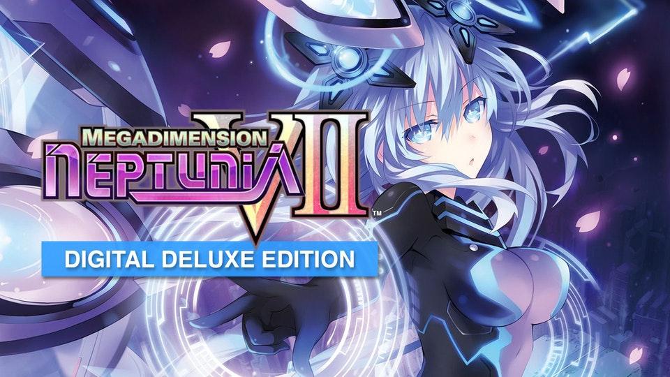 Neptunia VII digital deluxe edition menos de 4 €