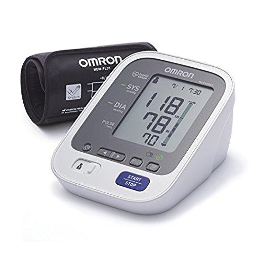 Omron Healthcare M6 Comfort Monitor de presión arterial automático de brazo