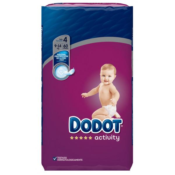 Pañales Dodot Activity (Mejor precio que en Lidl)