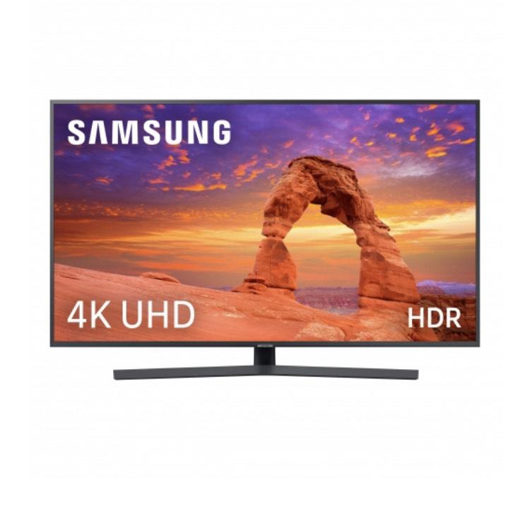 Samsung 55RU7406 + 100 euros en cupón (Se queda en 467 euros)