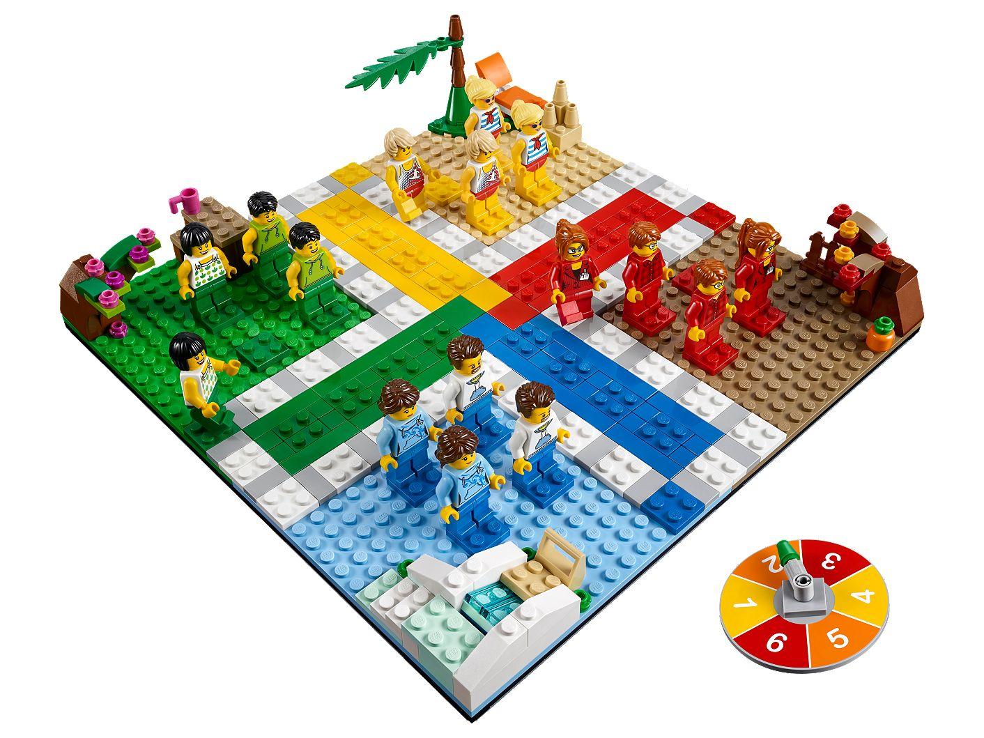 Parchis de Lego con 30% de descuento