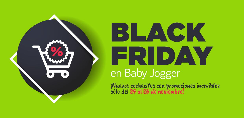 25% - 30% descuento productos Baby Jogger.