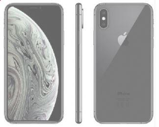 Apple iPhone XS 512GB Dual Sim (nano-SIM y eSIM) A1920/A2097 (Libre) - Gris Espacial