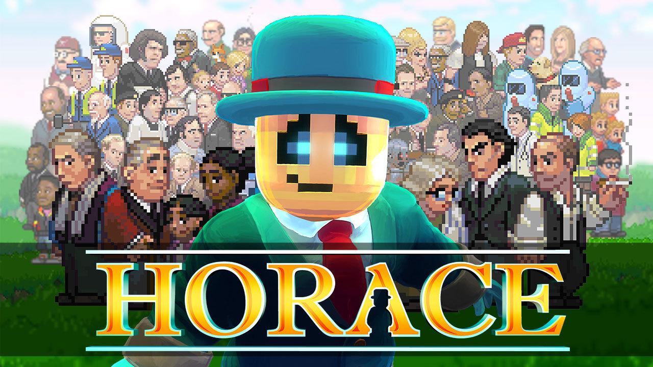 Juego GRATIS de Epic Games: Horace