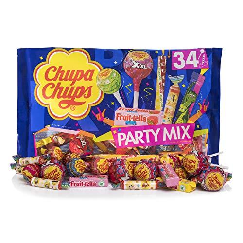 Bolsa Chupa Chups Party Mix (con 34 golosinas)