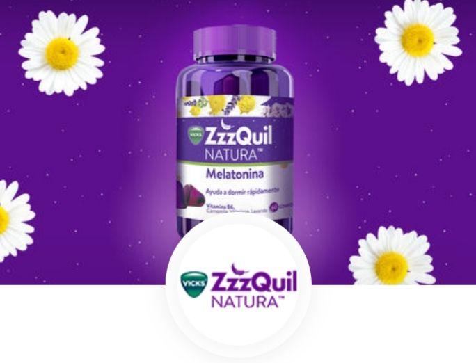 Proyecto con muestra gratis de ZzzQuil